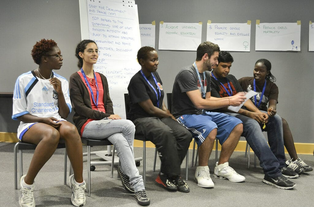 22nd Annual Leadership Program for Teenagers