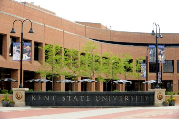 Scot Rourke Kent State